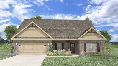 Huntsville Single Family Home For Sale: 14003 Round Up Road