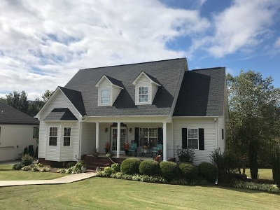 Guntersville Single Family Home For Sale: 5520 Cedar Mill Drive
