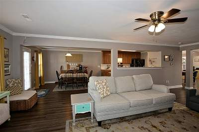 Single Family Home For Sale: 4807 Inglewood Court
