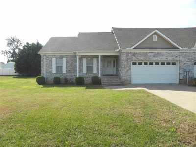 Townhouse For Sale: 5814 Snake Road