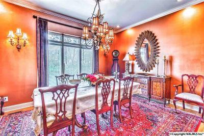 Madison County, Limestone County, Morgan County, Jackson County, Marshall County Single Family Home For Sale: 4501 Ashe Drive
