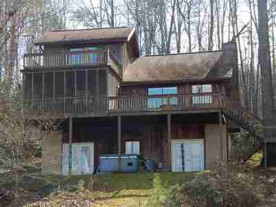 Cedar Bluff Single Family Home For Sale: 3711 County Road 104