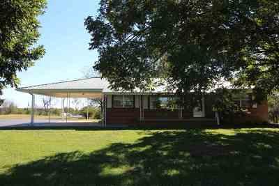 Scottsboro Single Family Home For Sale: 5850 Swearengin Road