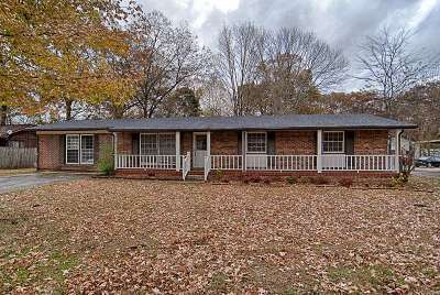 Madison County Rental For Rent: 1108 Mahan Drive