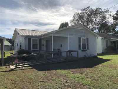 Marshall County, Jackson County Single Family Home For Sale: 13591 County Road 8