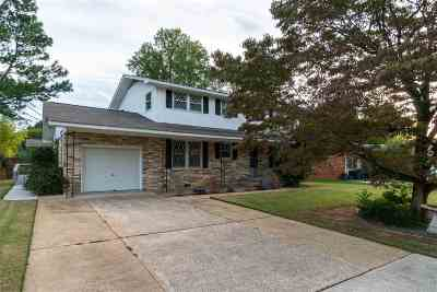 Single Family Home For Sale: 309 Meadowbrook Drive