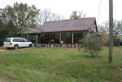 Marshall County, Jackson County Single Family Home For Sale: 1350 Fenton Road