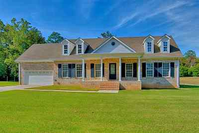 Guntersville Single Family Home For Sale: 136 Morningside Drive