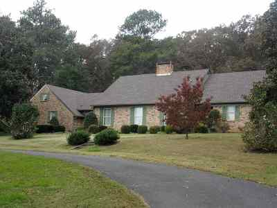 Fort Payne Single Family Home For Sale: 5102 Greenhill Blvd
