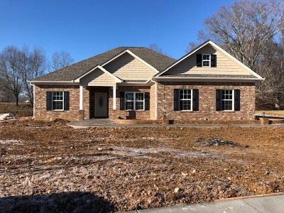 Single Family Home For Sale: 135 Lewis Vann Drive