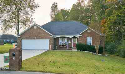 Hartselle Single Family Home For Sale: 40 Jack Thomas Court