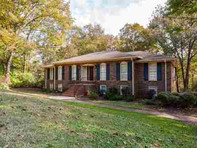 Huntsville Single Family Home For Sale: 2708 Fanelle Circle