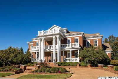 Madison County, Limestone County, Morgan County, Jackson County, Marshall County Single Family Home For Sale: 3 Ledge View Drive