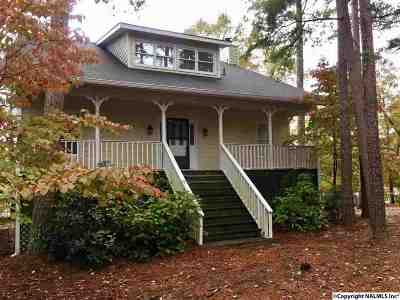 Cedar Bluff, Mentone, Fort Payne, Gaylesville, Valley Head, Menlo, Cloudland Single Family Home For Sale: 2520 County Road 137
