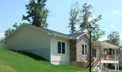 Cedar Bluff Single Family Home For Sale: County Road 662