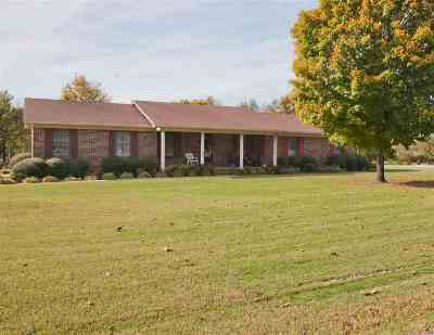 Single Family Home For Sale: 26477 Branch Road
