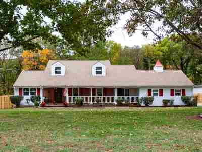 Huntsville Single Family Home For Sale: 2509 Monteview Drive