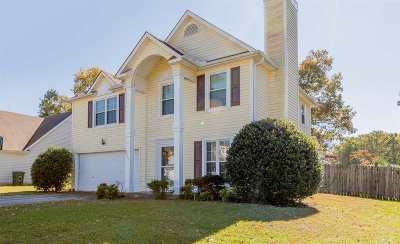 Single Family Home For Sale: 2519 Bonnie Oaks Drive