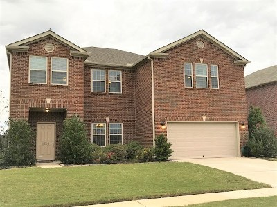 Huntsville Single Family Home For Sale: 2524 First Hill Circle