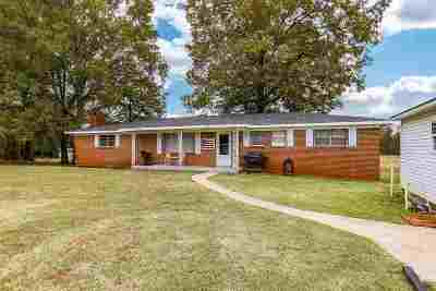 Toney Single Family Home Contingent: 269 Hoover Circle
