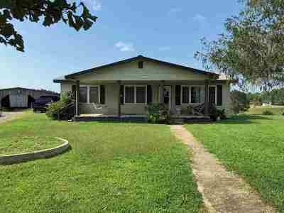 Cedar Bluff, Mentone, Fort Payne, Gaylesville, Valley Head, Menlo, Cloudland Single Family Home For Sale: 4300 County Road 48