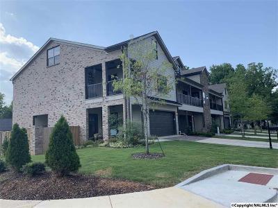 Huntsville Townhouse For Sale: 507 Dement Street