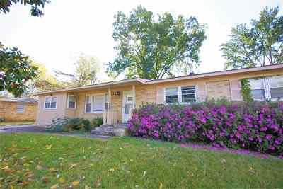 Huntsville Single Family Home For Sale: 6319 Deramus Avenue
