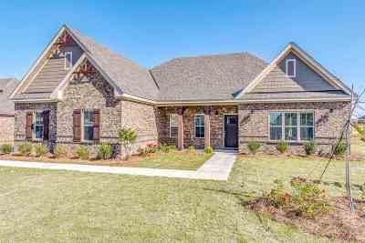 Owens Cross Roads Single Family Home For Sale: 3009 Ginn Point Road