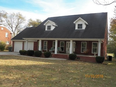 Scottsboro Single Family Home For Sale: 311 Hodges Street