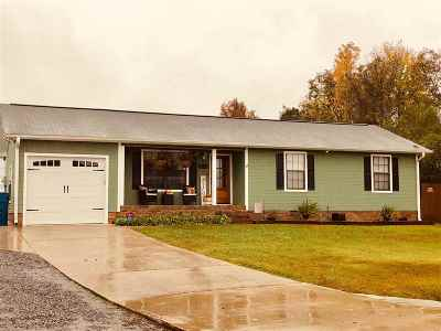 Guntersville Single Family Home For Sale: 135 Red Barn Road