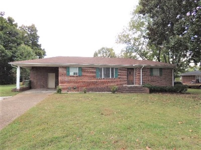 Huntsville AL Single Family Home For Sale: $93,900