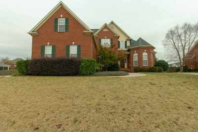 Madison Single Family Home For Sale: 102 Wickerberry Lane