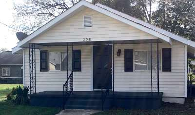 Madison County Rental For Rent: 308 McCullough Avenue