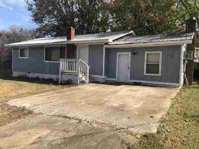 Marshall County, Jackson County Single Family Home For Sale: 104 County Road 75