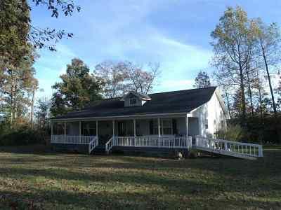 Guntersville Single Family Home For Sale: 806 Isom Road