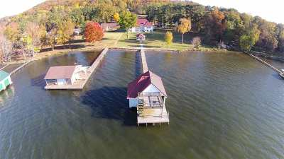 Marshall County, Jackson County Single Family Home For Sale: 3004 Willow Beach Road