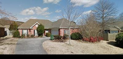 Single Family Home For Sale: 2431 Johnstone Circle