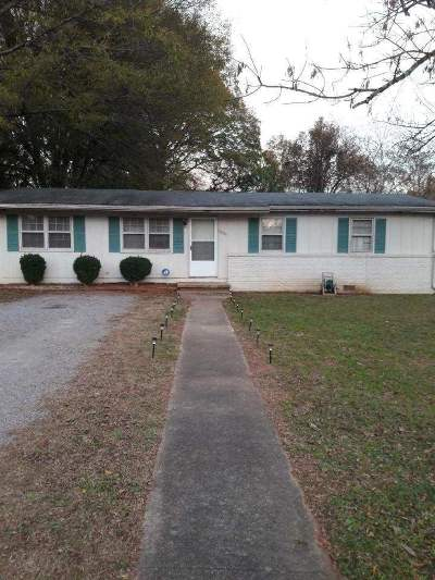 Huntsville Single Family Home For Sale: 2406 Shady Lane Drive