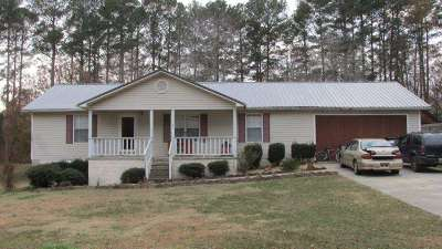 Marshall County, Jackson County Single Family Home For Sale: 86 Katie Todd Drive