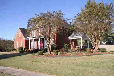 Huntsville Single Family Home For Sale: 100 Todd Whitt Lane