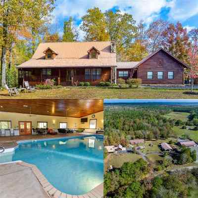 Madison County, Limestone County, Morgan County, Jackson County, Marshall County Single Family Home For Sale: 553 Old Six Mile Road
