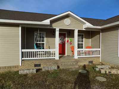 Rainsville Single Family Home For Sale: 68 County Road 217
