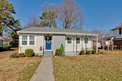 Huntsville Single Family Home For Sale: 402 Marsheutz Avenue