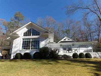Guntersville Single Family Home For Sale: 1829 Forest Drive
