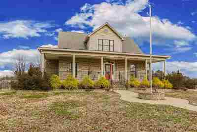 Owens Cross Roads Single Family Home For Sale: 107 Guernsey Street