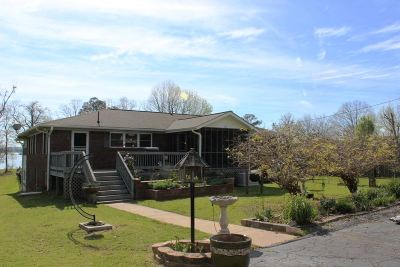 Cedar Bluff Single Family Home For Sale: 30 County Road 690