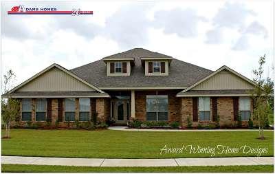 Owens Cross Roads Single Family Home For Sale: 446 Hamer Road