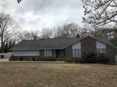 Albertville Single Family Home For Sale: 2168 South Broad Street