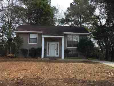 Single Family Home For Sale: 3102 Delia Lane