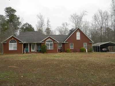 Single Family Home For Sale: 539 Jarrett Road